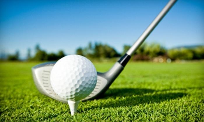 The Blandford Club - Blandford: Golf for Two at The Blandford Club