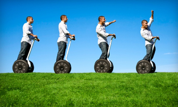 Segway Evolve - St. Louis Park: $32 for a Two-Hour Segway Experience from Segway Evolve in St. Louis Park ($64.31 Value)
