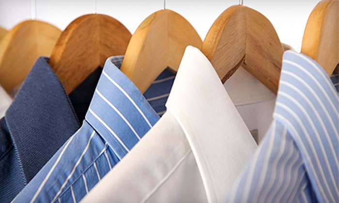 1-800-DryClean of NE Cincinnati - Sixteen Mile Stand: Pickup and Delivery Dry-Cleaning Services from 1-800-DryClean of NE Cincinnati. Two Options Available.