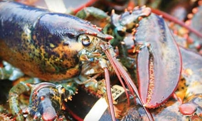 GetMaineLobster.com: 105 for a Maine Lobster Dinner for Four from GetMaineLobster.com ($245 Value)