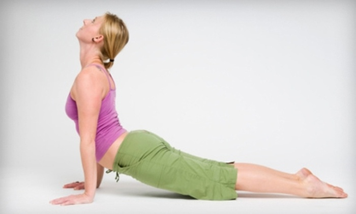 Autumn Sun Yoga - Bartlesville: $20 for 10 Group Classes at Autumn Sun Yoga in Bartlesville ($45 Value)