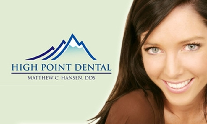 High Point Dental - East Colorado Springs: $49 for a Dental Exam, Cleaning, and X-rays from High Point Dental ($202 Value)