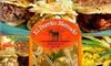 El Burrito Mercado - Concord-Robert: $6 for $12 Worth of Authentic Mexican Fare and Drinks at El Burrito Mercado