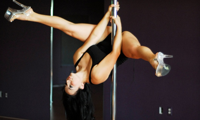 Venus Pole Fitness - Multiple Locations: $10 for One Introductory Pole Dance Workshop at Venus Pole Fitness ($28 Value)