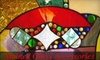 Stained Glass Accessories - Lockeland Springs: $89 for a Seven-Week Copper Foil Method Stained Glass Class at Stained Glass Accessories ($175 Value)