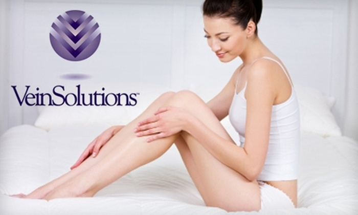 VeinSolutions - Multiple Locations: $99 for Two Spider-Vein Injections at VeinSolutions ($250 Value). Choose from Two Locations.