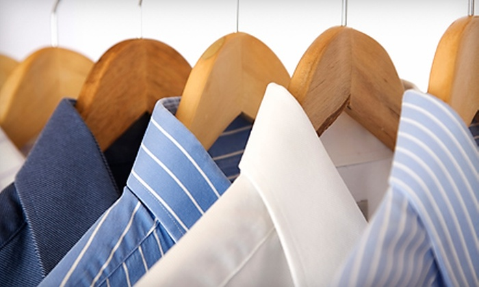DryClean USA - Multiple Locations: Membership or Dry Cleaning at DryClean USA