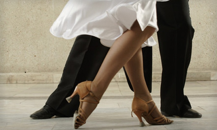 Shall We Dance - Oak Flower: Four Private Lessons with an Optional Group Class and Party or 10 Group Classes at Shall We Dance ($160 Value)
