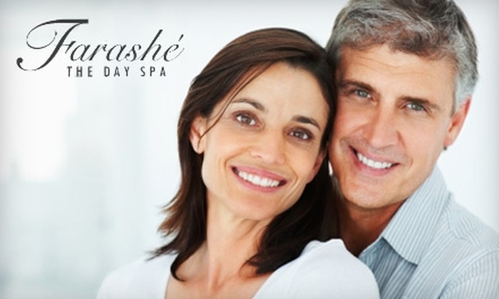 Farashé Day Spa  - Downtown Columbia: $74 for a White Science Express Teeth Whitening at Farashé Day Spa in Columbia