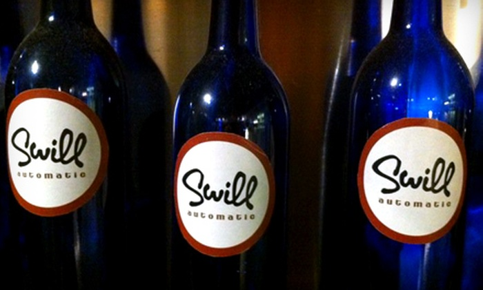 Swill Automatic - Downtown Los Angeles: Brunch Fare and Drinks For Two or Four at Swill Automatic