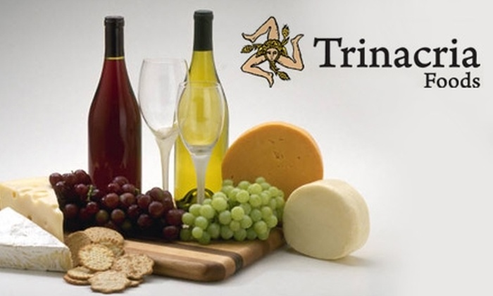 Trinacria Foods & Italian Deli - Seton Hill: $5 for $10 Worth of Gourmet Sandwiches, Deli Items, and More at Trinacria Foods & Italian Deli