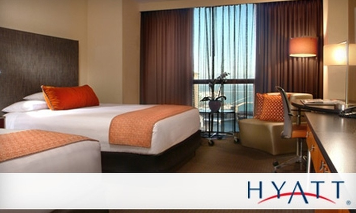 Hyatt Regency - Loop: $119 for a One-Night Stay Including Parking and Internet at the Hyatt Regency