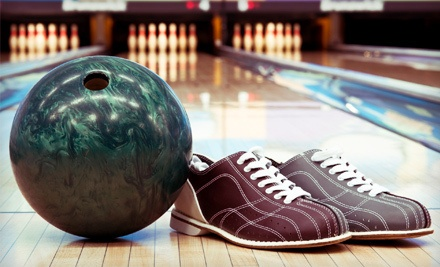 Two Hours of Bowling and Shoe Rental for up to Four People (up to a $57 value) - Park Lanes Bowling Center in Heath