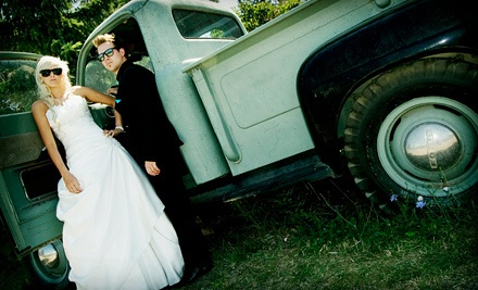 $175 Groupon Toward Any Wedding Package - Keylight Photography in