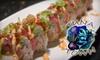 Tuna Town Sushi Bar and Teppan Yaki Grill - Downtown Huntington Beach: $20 for $45 Worth of Fresh Fare and Drinks at Tuna Town Sushi Bar and Teppan Yaki Grill