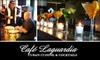 Half Off at Café Laguardia