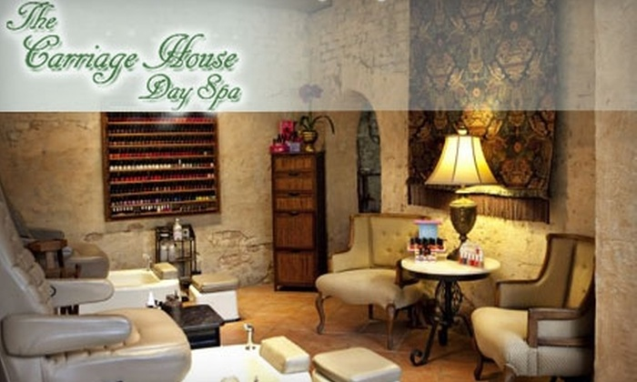 Carriage House Day Spa - Downtown Brownsville: $30 for a One-Hour Swedish Massage at Carriage House Day Spa in Brownsville