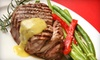 Half Off Steak-House Fare at The Brandywine Room and Restaurant at the Biltmore Hotel