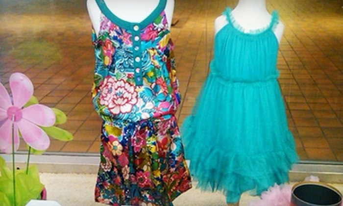 Keedo Kids Clothes - Camelot Bel-Aire: $30 for $60 Worth of Children's Clothing and Women's Accessories at Keedo Kids Clothes