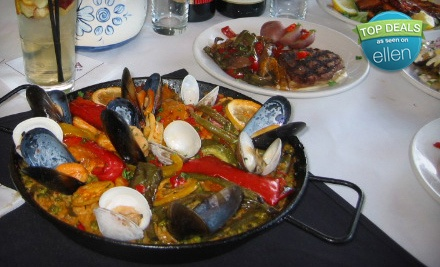 $30 Groupon to La Tasca Tapas Restaurant - La Tasca Tapas Restaurant in Arlington Heights