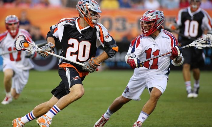 Denver Outlaws - Sports Authority Field at Mile High: $18 for a Denver Outlaws Game with Hot Dog and Drink at Sports Authority Field at Mile High (Up to $41.25 Value)