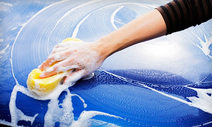 Fuel City - West End,Convention Center District: $19 for a Car Wash, Wax, and Interior Clean Combo at Fuel City (Up to $70 Value)
