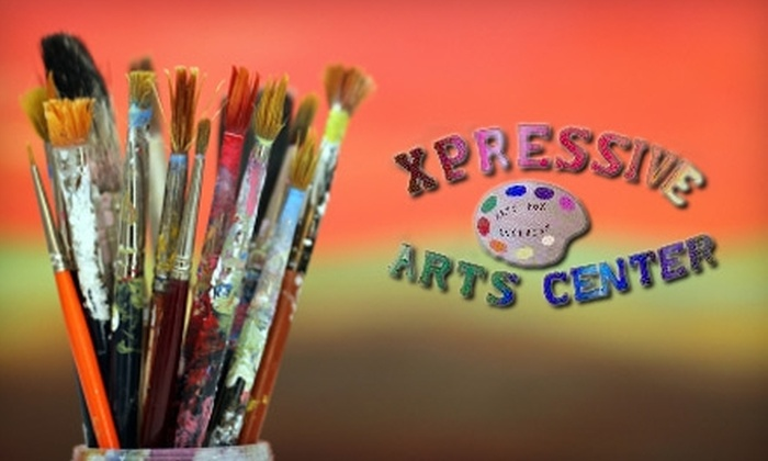 Xpressive Arts Center - Poway: $15 for $30 Worth of Art Classes at Xpressive Arts Center in Poway