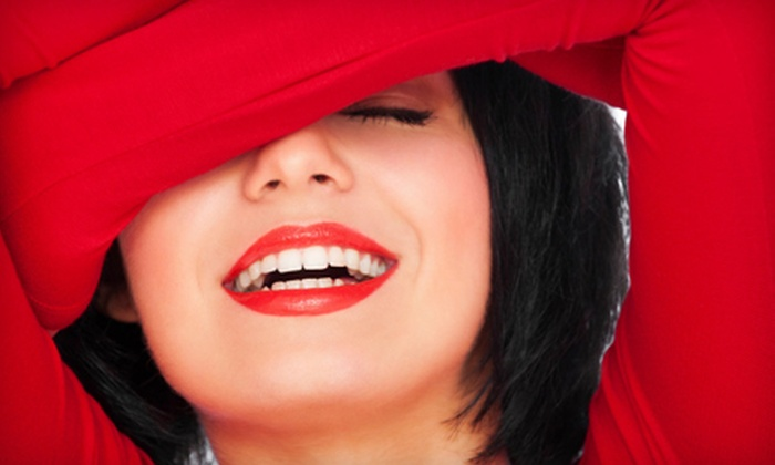 Got Pearly Whites - Spring Valley: 20- or 40-Minute Laser Teeth-Whitening Treatment at Got Pearly Whites (Up to 57% Off)