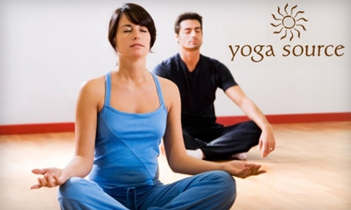 Yoga Source - Carytown: $24 For 3 Drop-In Yoga Classes ($48 Value), Plus 20% Off at Yoga Source