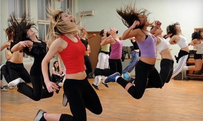 Jared Andrew Studio - North Haven: Four Dance Classes or a 10-Class Zumba Card at Jared Andrew Studio in North Haven