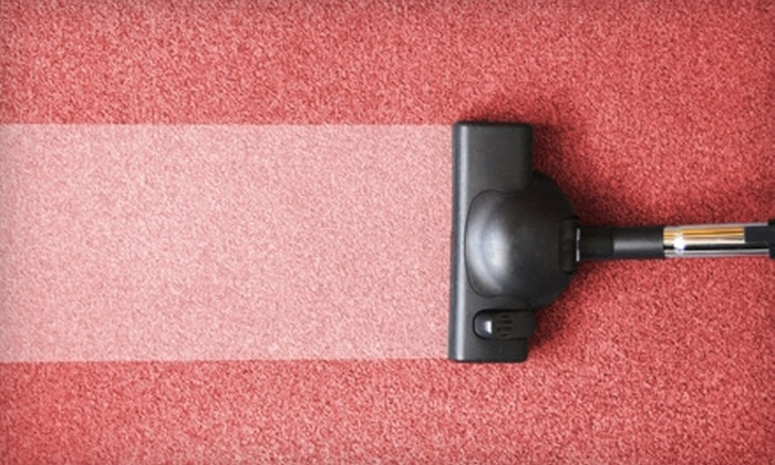 Cobra Steam - Orem: $95 for Five-Area Carpet Cleaning from Cobra Steam (Up to $200 Value)