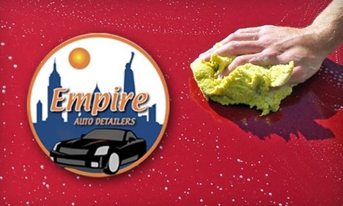 Empire Auto Detailers - Baltimore: $50 for $100 Worth of Car-Detailing Services from Empire Auto Detailers