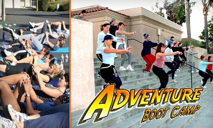 Windy City Adventure Boot Camp - Multiple Locations: $50 for a Two-Week Mini Boot Camp from Windy City Adventure Boot Camp for Women ($100 Value)