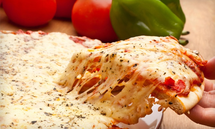 Goombas Pizza - East Lansing: $10 for $20 Worth of Italian Fare at Gumby's Pizza & Wings in East Lansing