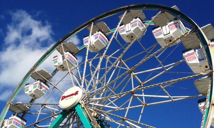 Two or Four Adult Tickets to Volusia County Fair & Youth Show (40% Off)