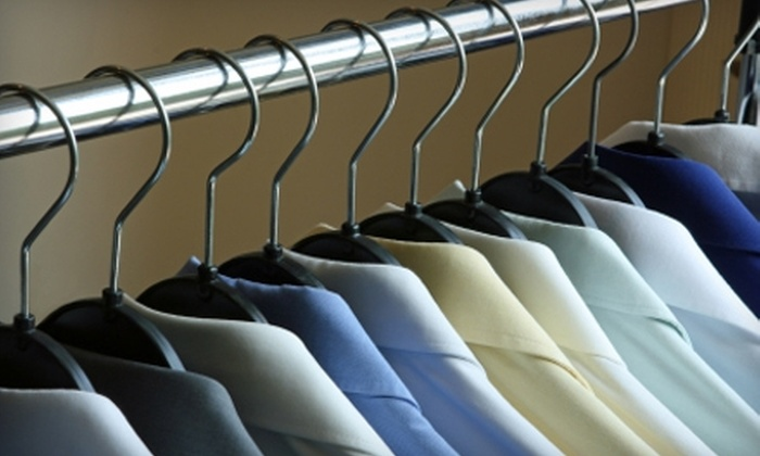 The Holland Cleaners - Portsmouth: $15 for $30 Worth of Dry-Cleaning Services from The Holland Cleaners