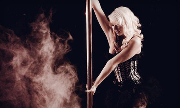 Aradia Fitness - Highway 97: Four Weeks of Level 1 Pole-Dancing Classes or 5 or 10 Drop-In Fitness Classes at Aradia Fitness (Up to 51% Off)