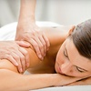 Spa Package with Massage, Foot Scrub, Foot Mask, Aromatherapy, and Hot Stones