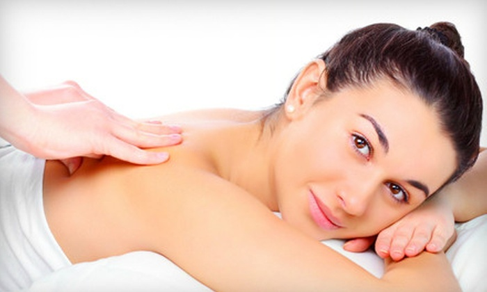Inspirit Massage Therapy - Niagara: One-Hour Massage or One-Year Healthy Rewards Membership at Inspirit Massage Therapy in Niagara Falls (Up to 71% Off)