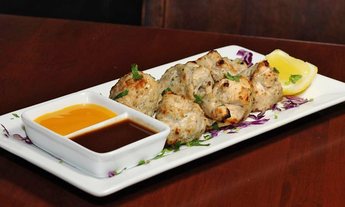 Monsoon Cuisine of India - Lead Hill: Indian Food at Monsoon Cuisine of India (Up to 30% Off). Three Options Available.