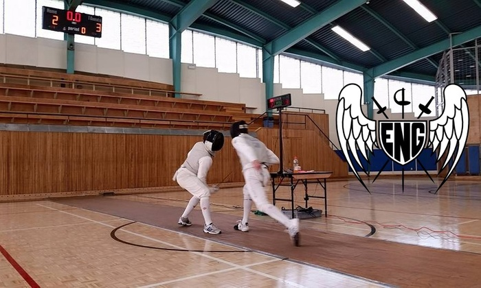 Enguardians Fencing Club - Halifax: Up to 60% Off 15 Fencing Sessions at Enguardians Fencing Club