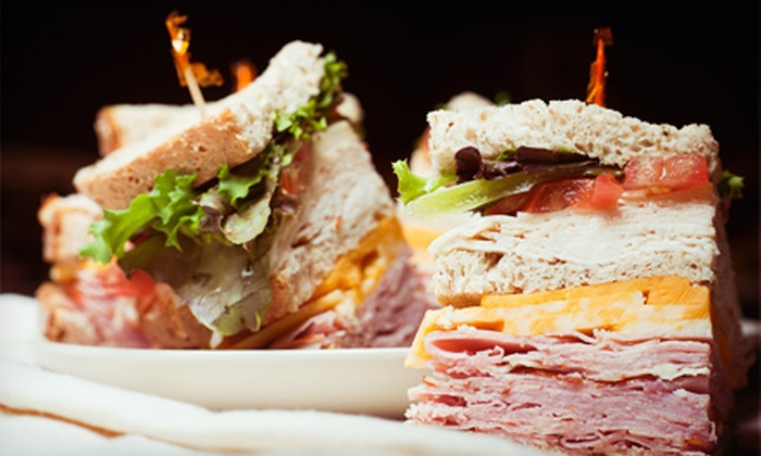 Caffe Fresca - Metairie: American Cuisine at Caffe Fresca (Half Off). Two Options Available.