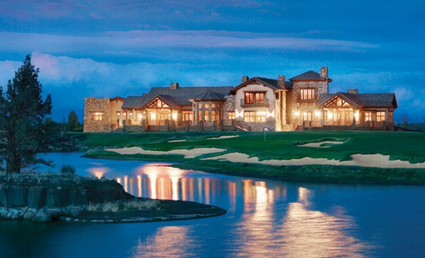 Pronghorn Resort - Bend, OR: Stay at Pronghorn Resort in Bend, OR. Dates into January.