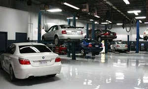Fairfax Auto Repair: Two Regular or Synthetic Oil Changes at Fairfax Auto Repair (Up to 52% Off)