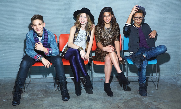 Green Machine Concerts 2012 - Minglewood Hall: Kidz Bop Kids: Make Some Noise Tour at Minglewood Hall on May 17 at 6 p.m. (Up to 25% Off)