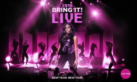The Bring it! LIVE Tour presented by Lifetime including a Poster at the Fox Theatre on Friday, July 27, at 8 p.m.