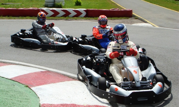 Lakeside Karting - Multiple Locations: Karting at Choice of Location from £12.50 with Lakeside & Brentwood Karting (50% Off)