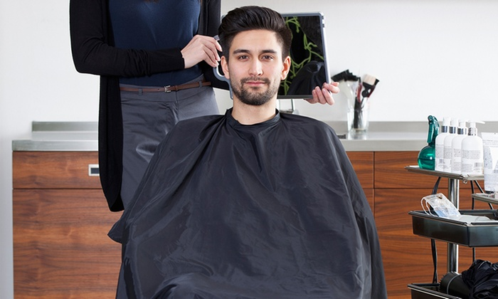 High Society Hair Company - South Oklahoma City: A Men's Haircut from Natalie at High Society Hair Company  (40% Off)