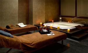 Veva Urban Spa: Hidroterapia con masaje para 1 o 2 con opción a Chocolaterapia y masaje de Piedras desde 29,95 € en Veva Urban Spa
