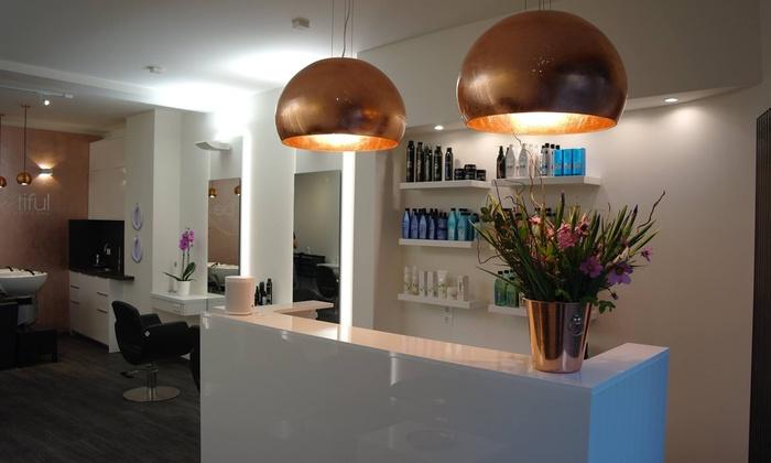 Haarschnitt inkl. Heißgetränk - Beyoutiful Haircare And Day Spa ...